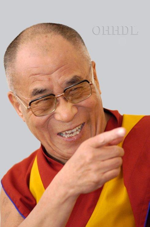 Dalai Lama Tibetan