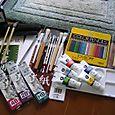 Art Supplies Kit